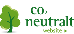 CO2 neutralt website Bog & idé