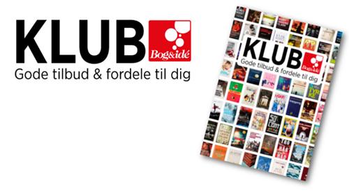 Klub Bog Idé En Bogklub For Dig Der Elsker At Læse Bøger Bog